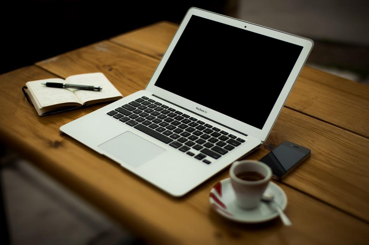 cafe au bureau